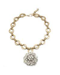 Lulu Frost | Metallic Medallion Pendant #1 | Lyst