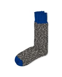 Polo Ralph Lauren | Gray Heathered Crew Socks | Lyst