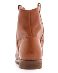Madewell - Brown The Otis Booties - Soft Mahogany - Lyst