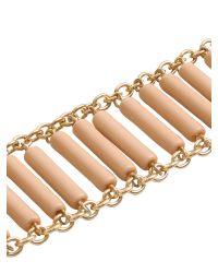 Ziba | Metallic Akta Bracelet | Lyst
