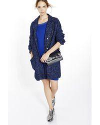 Liu Jo | Black 'ariete' Clutch Bag | Lyst