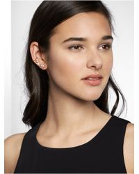 BaubleBar - Metallic Milky Way Ear Crawlers-rose Gold - Lyst