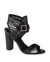 Charles by Charles David | Black Juno Heels | Lyst