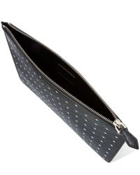 Givenchy   Black Zipped Wallet   Lyst