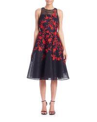 Sachin & Babi - Black Kasai Dress - Lyst