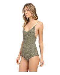 Tori Praver Swimwear - Natural Honolua Full Piece Full Coverage - Lyst
