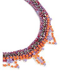 Venessa Arizaga - Purple 'maui-wowi' Necklace - Lyst