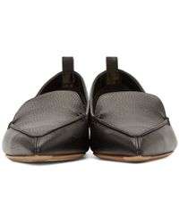 Nicholas Kirkwood - Black Leather Beya Loafers - Lyst