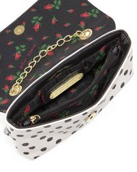 Betsey Johnson - Multicolor Ladies Who Lunch Crossbody Bag - Lyst