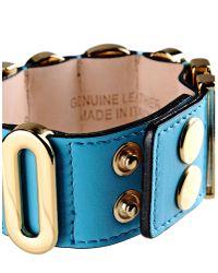 Moschino | Blue Bracelet | Lyst