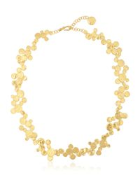 Herve Van Der Straeten | Metallic Mosaique Necklace | Lyst