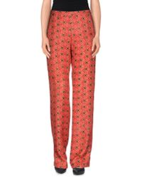 Manoush | Red Casual Trouser | Lyst