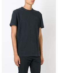 Our Legacy - Blue Pique T-Shirt for Men - Lyst