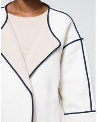 Farrow - White Hemming Jacket - Lyst