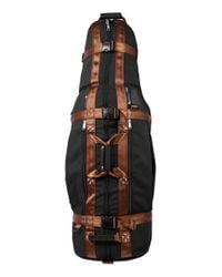 Club Glove | Black 'trs Ballistic Last' Golf Travel Bag for Men | Lyst