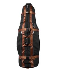 Club Glove - Black 'trs Ballistic Last' Golf Travel Bag for Men - Lyst