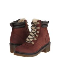 Dr. Martens | Brown Sylvia | Lyst