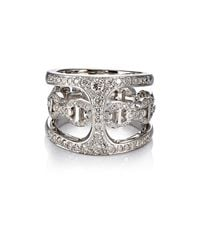Hoorsenbuhs | Metallic Dame Phantom Clique Ring | Lyst