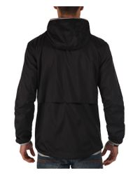 Bench | Black Pouca Full Zip Windbreaker for Men | Lyst