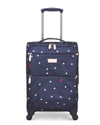 Radley | Blue Cheshire Street Navy 4 Wheel Soft Cabin Suitcase | Lyst