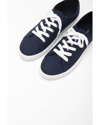 Forever 21 | Blue Classic Low Tops | Lyst