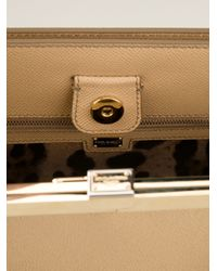 Dolce & Gabbana - Natural Classic Tote - Lyst