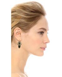 Samantha Wills | Dawns Whisper Earrings - Black | Lyst