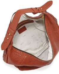 Mr. - Brown Freida Zip Hobo Bag Cognac - Lyst