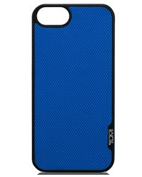Tumi - Blue Leather Iphone 5 Case for Men - Lyst