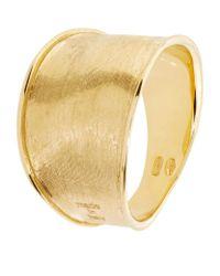 Marco Bicego - Metallic Lunaria Gold Ring - Lyst
