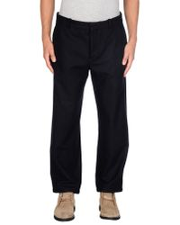 Marni - Black Casual Trouser for Men - Lyst