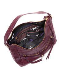 Botkier - Purple Trigger Leather Hobo Bag - Lyst