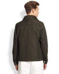 Jack Spade - Green Peyton Shell Jacket for Men - Lyst