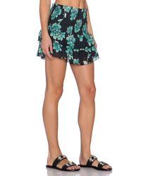 ViX - Multicolor Floral Skirt - Lyst