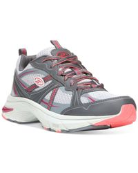Dr. Scholls | Gray Persue Athletic Sneakers | Lyst