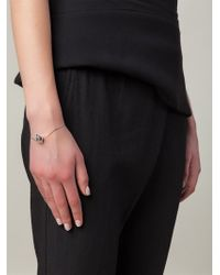Lara Bohinc | Metallic 'eye' Bracelet | Lyst