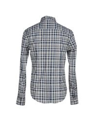 Band of Outsiders - Blue Shirt for Men - Lyst