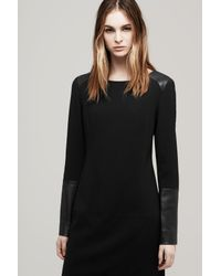 Rag & Bone - Black Howard Dress - Lyst