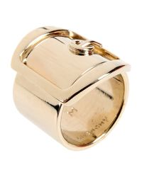 Givenchy | Metallic Ring | Lyst