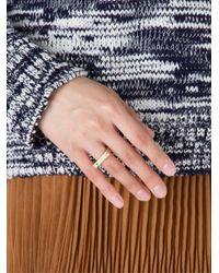 Miansai | Metallic Squared Ring | Lyst