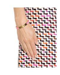 Marc By Marc Jacobs - Purple Small Ribbon Friendship Bracelet - Lyst