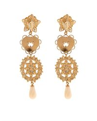 Isabel Marant | Metallic San Pedro Long Drop Earrings | Lyst