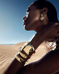 Ippolita | Metallic 18k Gold Senso™ Thin 28-stone Bangle With Diamonds (.68ctw) | Lyst