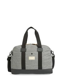 Hex | Gray 'supply' Laptop Duffel Bag for Men | Lyst