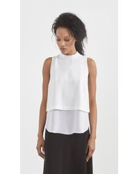 Elizabeth and James - White Tashi Top - Lyst