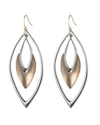 Alexis Bittar - Gray Orbiting Basic Earring You Might Also Like - Lyst