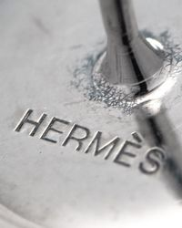 Hermès | Yellow HermãˆS Pierced Earrings | Lyst