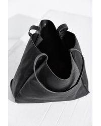 Silence + Noise - Black Modern Tote Bag - Lyst