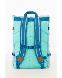 Poler - Blue Rolltop Backpack for Men - Lyst