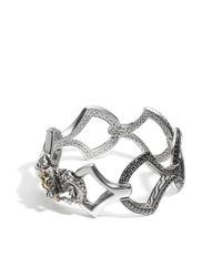 John Hardy - Metallic Legends Naga Large Scale Bracelet - Lyst